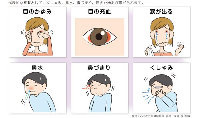 アレルギー性鼻炎(花粉症)2